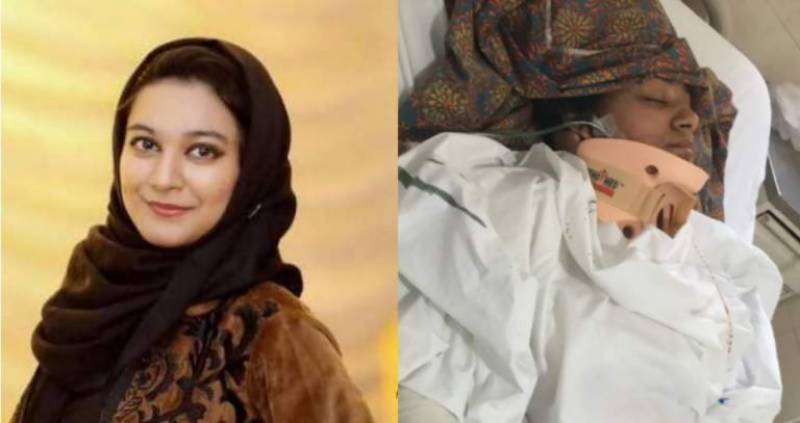 Stab victim Khadija Siddiqui becomes a barrister