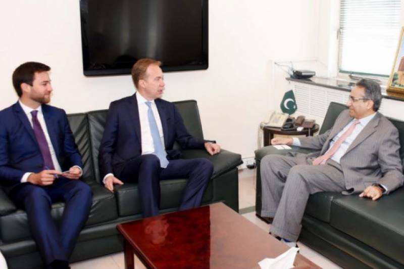WEF president appreciates Pakistan's measures for improving its energy situation