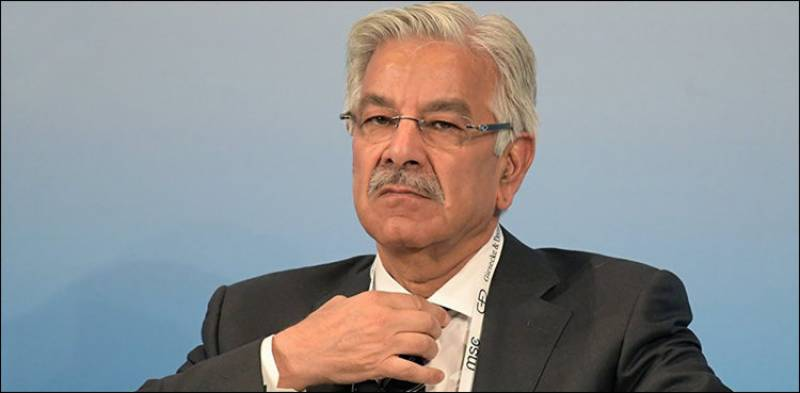 Cabinet refers Khawaja Asif's work permit case to interior ministry for investigation