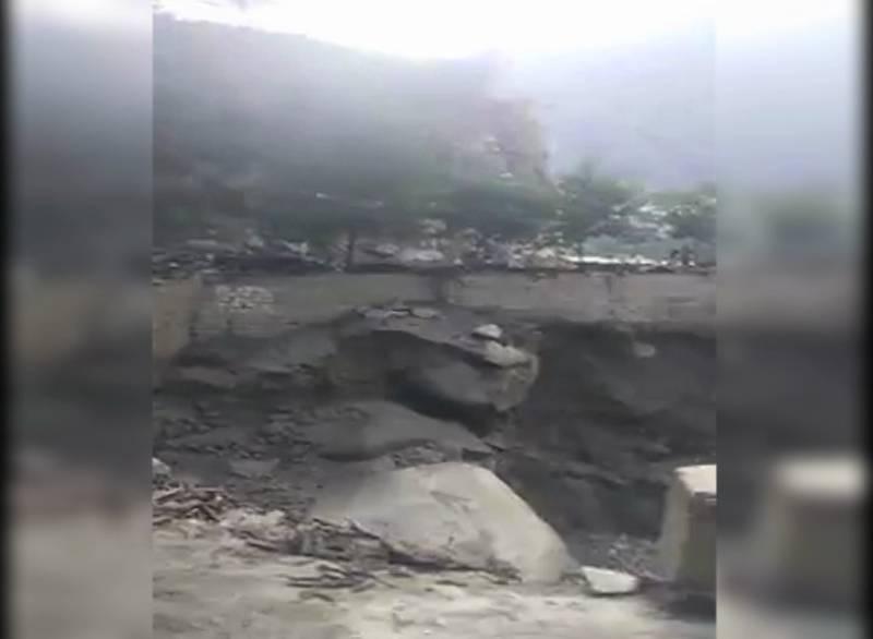22 people go missing as flood sweeps village in Neelum Valley