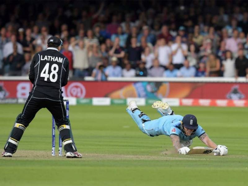 England 'mistakenly' awarded extra run in World Cup Final, says ex-umpire