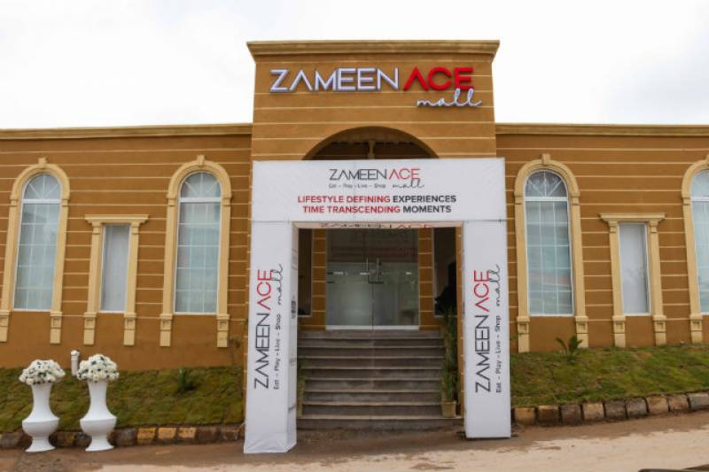 Ground broken for Zameen Ace Mall in DHA Islamabad