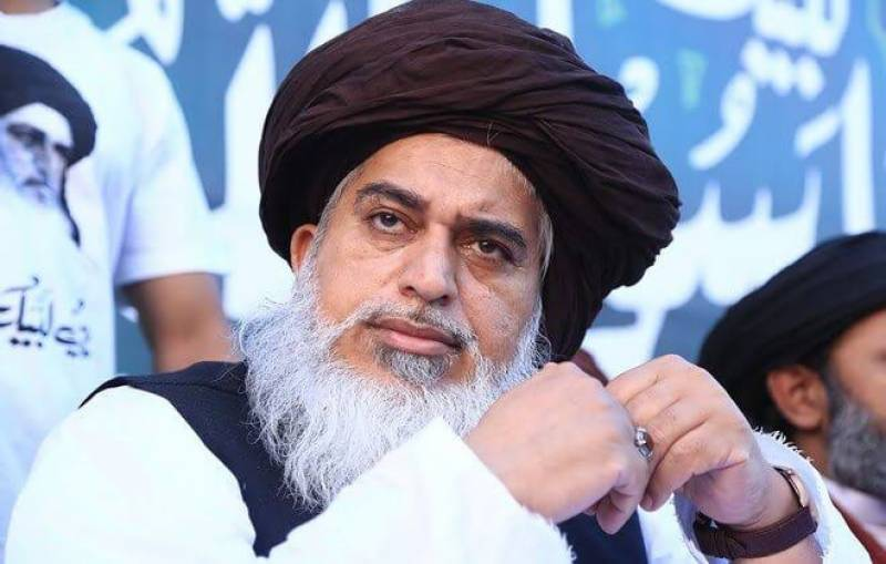 Punjab govt challenges bail granted to Khadim Hussain Rizvi