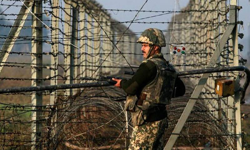 Indian border forces kill mentally challenged Pakistani citizen
