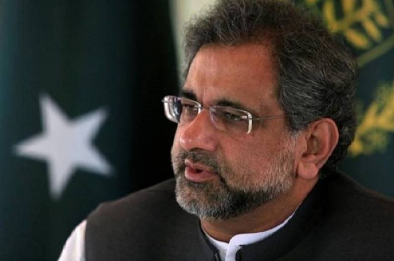 NAB arrests ex-PM Shahid Khaqan Abbasi from Lahore