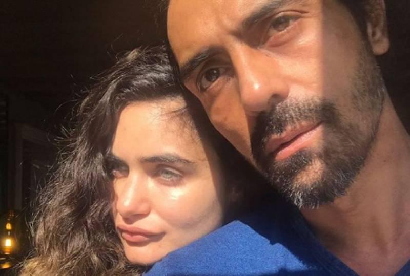 Arjun Rampal, Gabriella Demetriades welcome baby boy