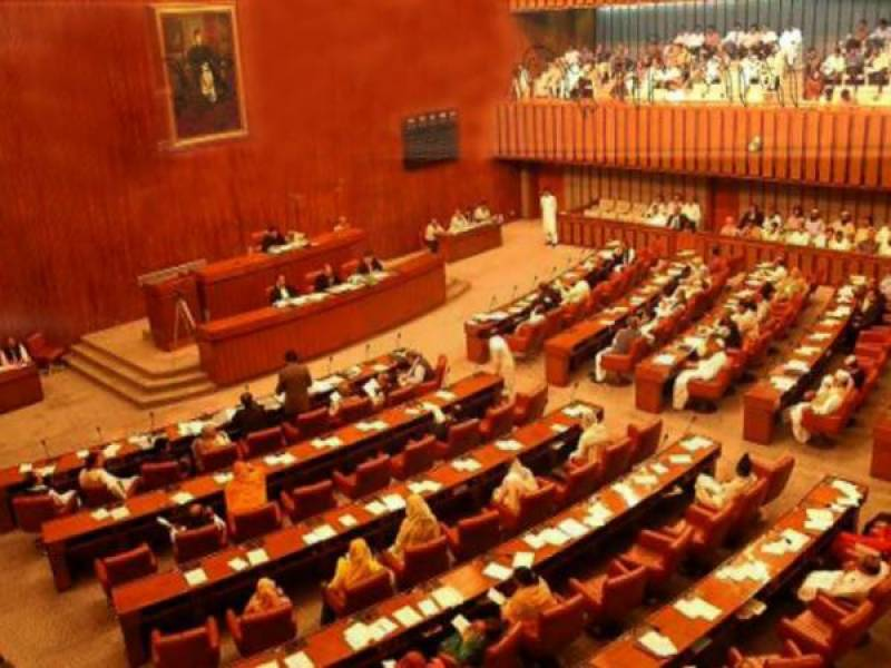 Opposition parties demand requisition of Senate session