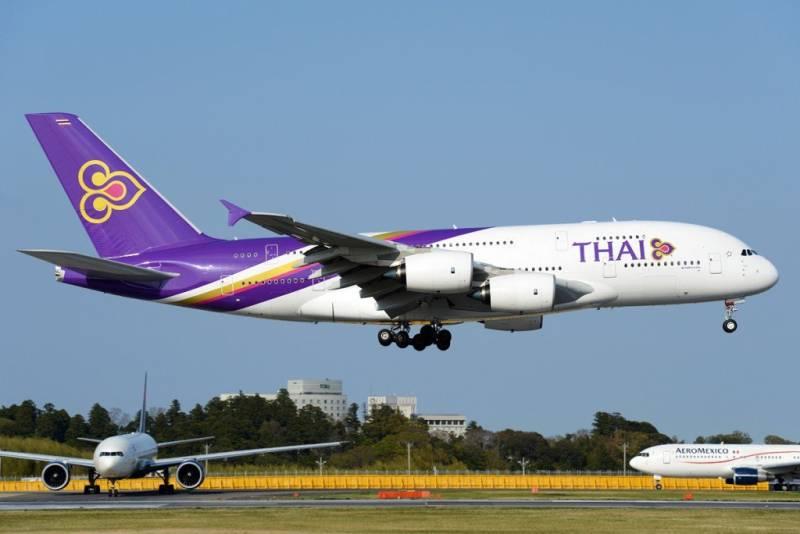 Thai Airways starts Islamabad-Bangkok operations