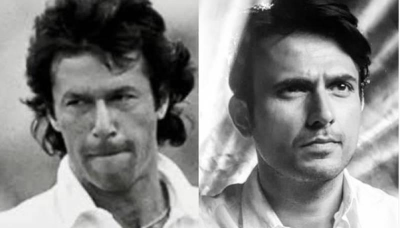 Usman Mukhtar to play Imran Khan in Anwar Maqsood's next