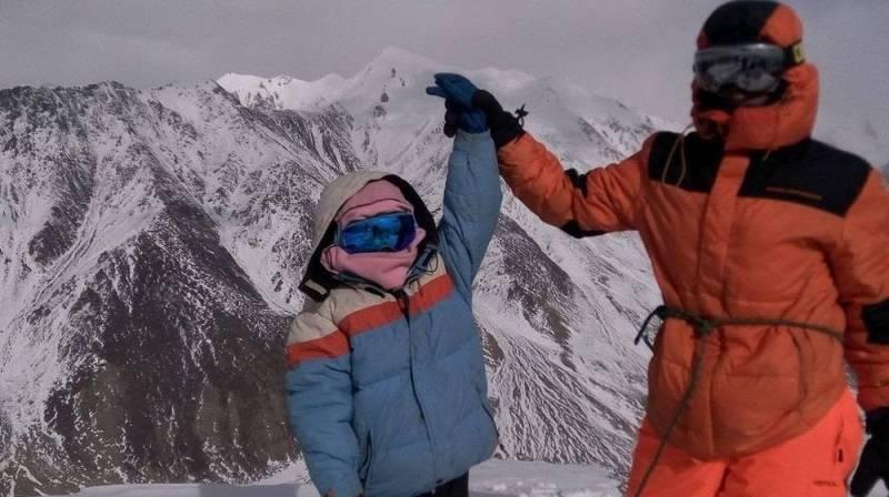 Meet Selena Khawaja - Pakistan's 'Mountain Princess'