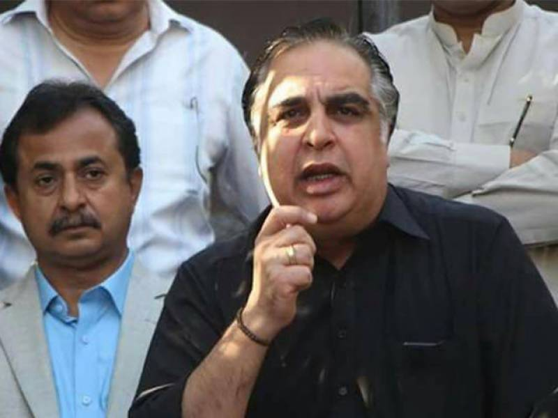 Peace, development in Sindh among PM's top priorities: Imran Ismail