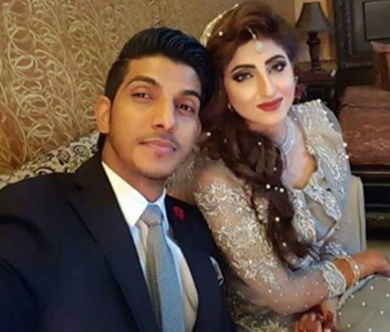 Mohsin Abbas Haider denies accusations of abusing, cheating wife