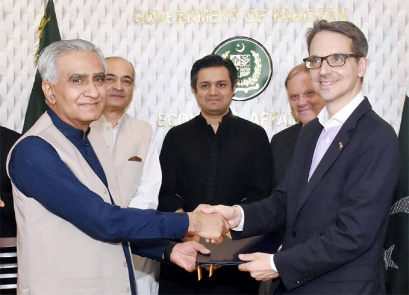 Germany to provide Pakistan over €22m in financial assistance