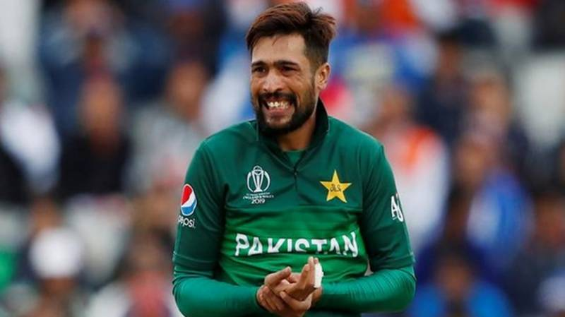 Pakistan's Mohammad Amir retires from Test cricket