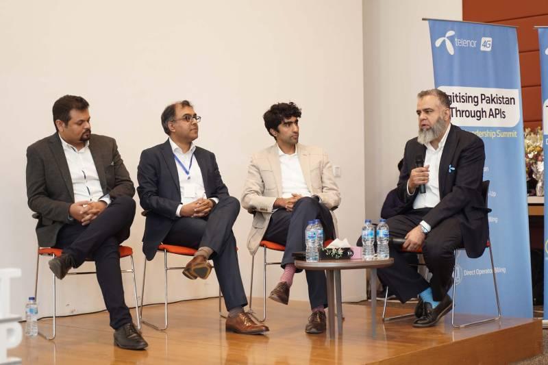 Telenor Pakistan hosts Thought Leadership Summit on Digitizing Pakistan through APIs