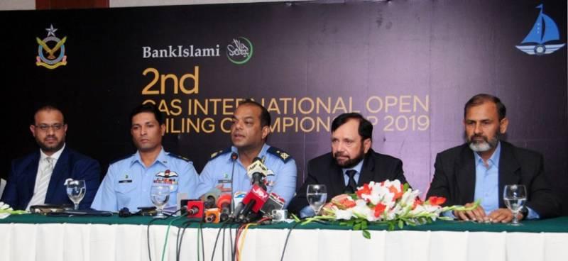 Pakistan sailors dominate 2nd CAS International Open Sailing C'ship