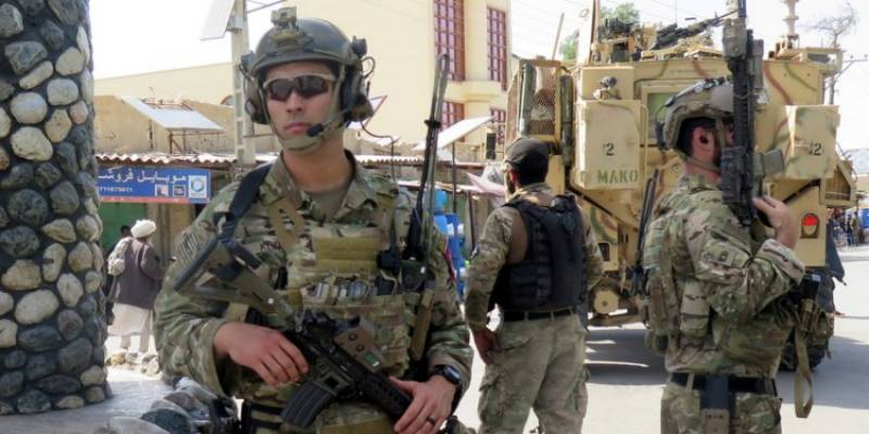 At least two US soldiers killed in an 'insider attack' in Afghanistan