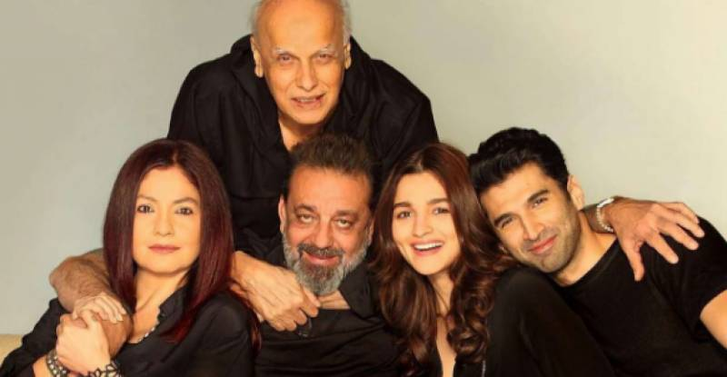 Mahesh Bhatt writes an emotional note for Sanjay Dutt on his 60th birthday