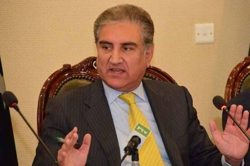 Pakistan not guarantor but a facilitator in Afghan peace process, says FM Qureshi