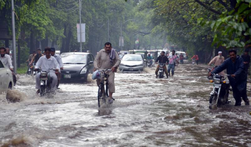 Rain related incidents leaves 24 dead in Sindh, KP