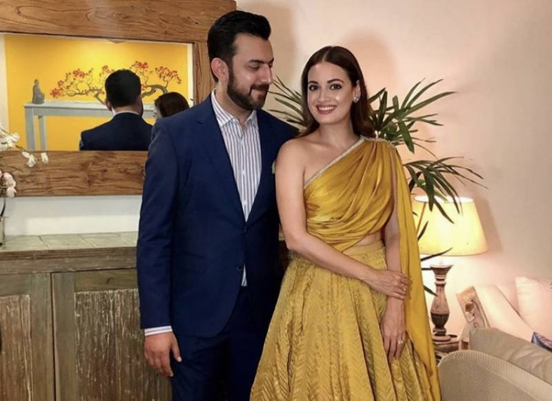 Dia Mirza separates from husband after 5 years