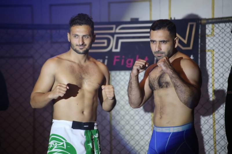 Zalmi TV to broadcast biggest MMA event Serai Fight Night tomorrow
