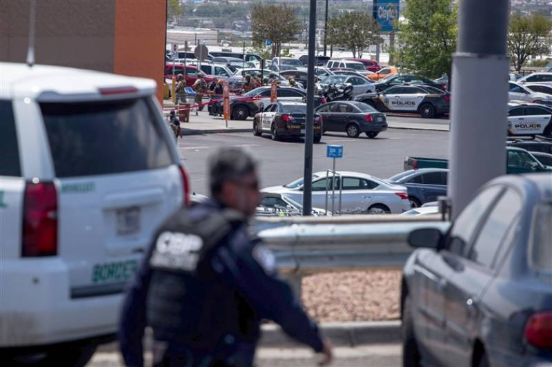 At least 20 killed, 26 injured in mass shooting at Walmart store in El Paso, Texas