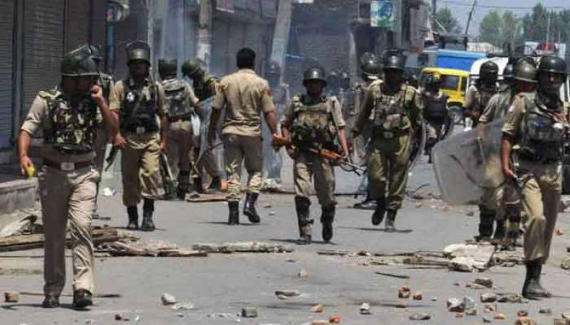 Indian troops kill 7 more youth in IOK