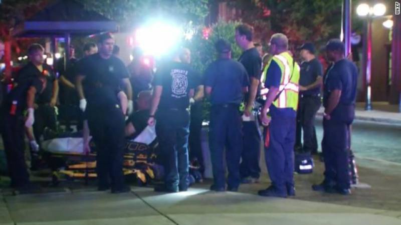 Nine killed in Ohio shooting, assailant dead: police