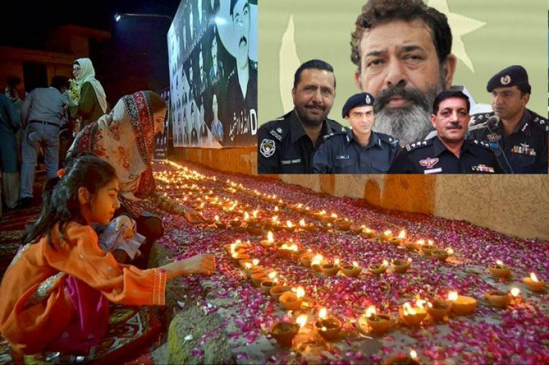 Pakistan observes Police Martyrs Day today
