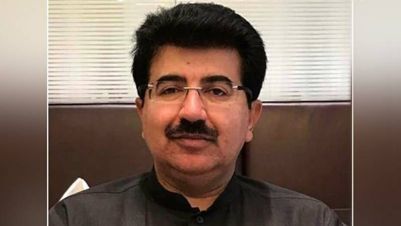 Sanjrani informs world parliaments about Kashmir situation
