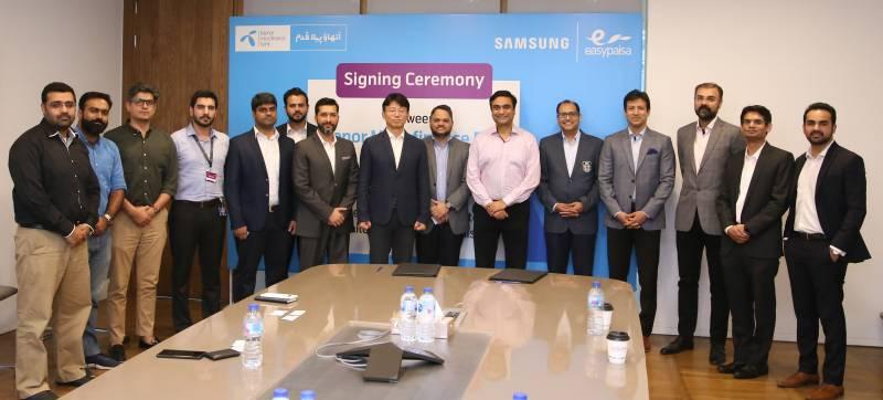 Telenor MB, Samsung collaborate for digital disbursements