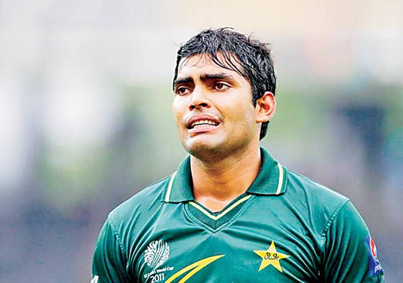 Umar Akmal approached for fixing during Global T20 League