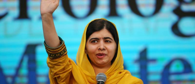 We can all live in peace, there's no need for us to continue to suffer: Malala Yousafzai