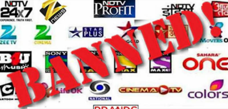 PEMRA imposes ban on airing Indian content in Pakistan