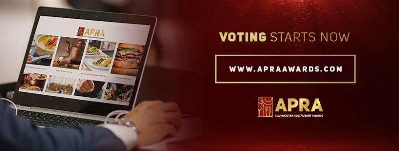 All Pakistan Restaurant Association announces nominees for 2019 awards