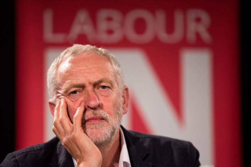 Britain's Jeremy Corbyn terms situation in Kashmir as deeply disturbing