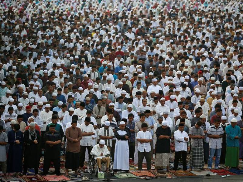 Eid Al Azha celebrations sweeping across Saudi Arabia, gulf countries with religious fervor