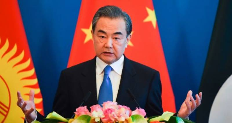 Kashmir issue must be resolved peacefully under UN resolutions, China emphasizes again