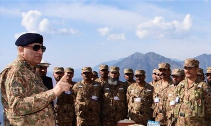 Pakistan stands with you, COAS Bajwa to Kashmiris under Indian occupation