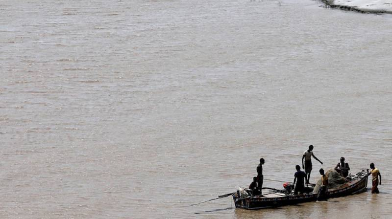 Casualties feared after boat capsizes in Indus River near Rajanpur