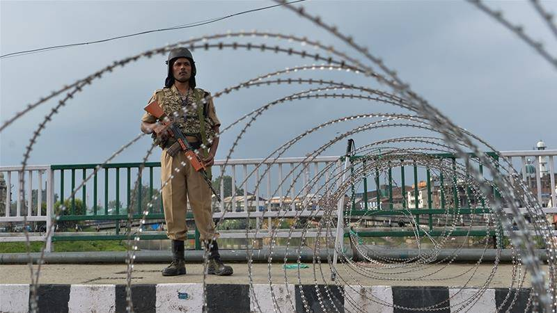 Seriously concerned over security lockdown in Occupied Kashmir, Iran tells India
