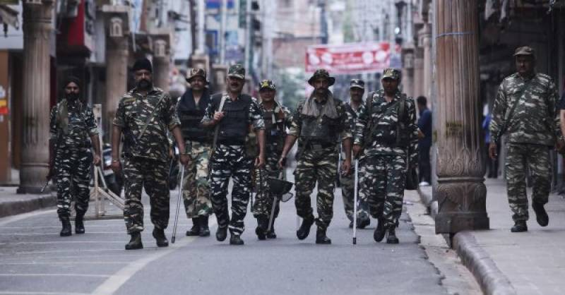 Top Indian court to hear pleas seeking removal of restrictions in Occupied J&K