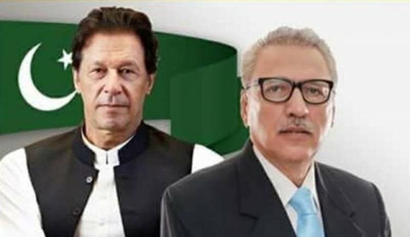 Independence Day: President Arif Alvi, PM Imran Khan call for unity, harmony to face the challenges