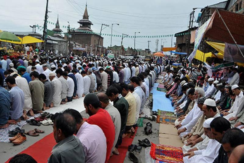 Kashmiri Eid
