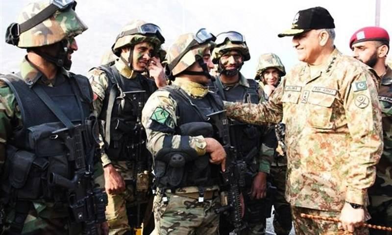 No compromise on Jammu & Kashmir, Pakistan Army prepared to play its part: COAS Bajwa