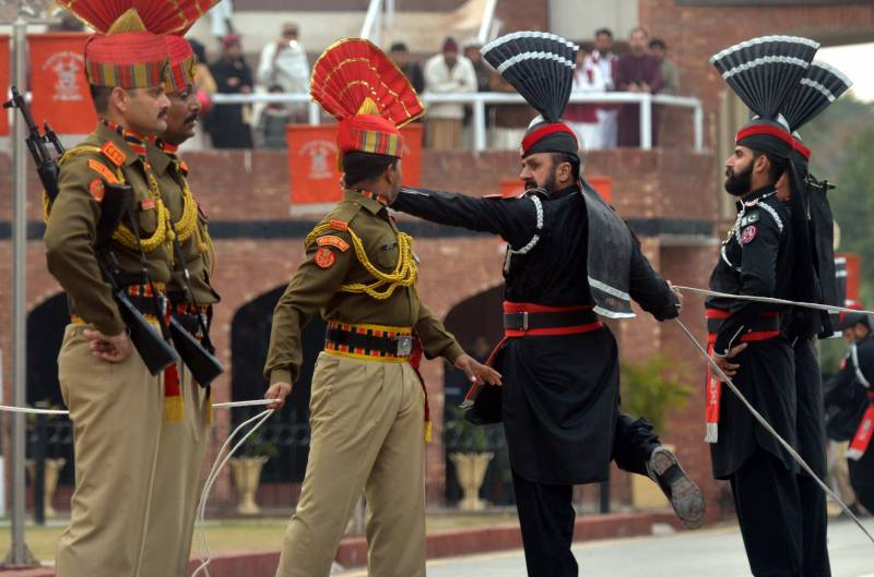 No exchange of sweets between Pakistan Rangers, BSF at Attari-Wagah border