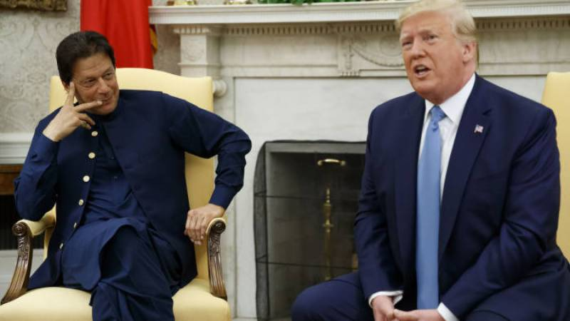 PM Imran discusses Kashmir issue with Donald Trump ahead of crucial UNSC session