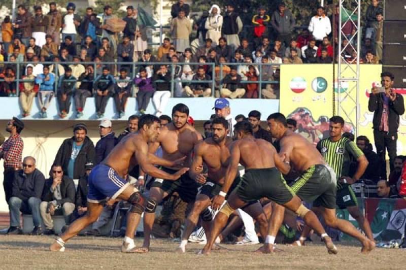 Jashn-e-Azadi Kabaddi matches from Sunday