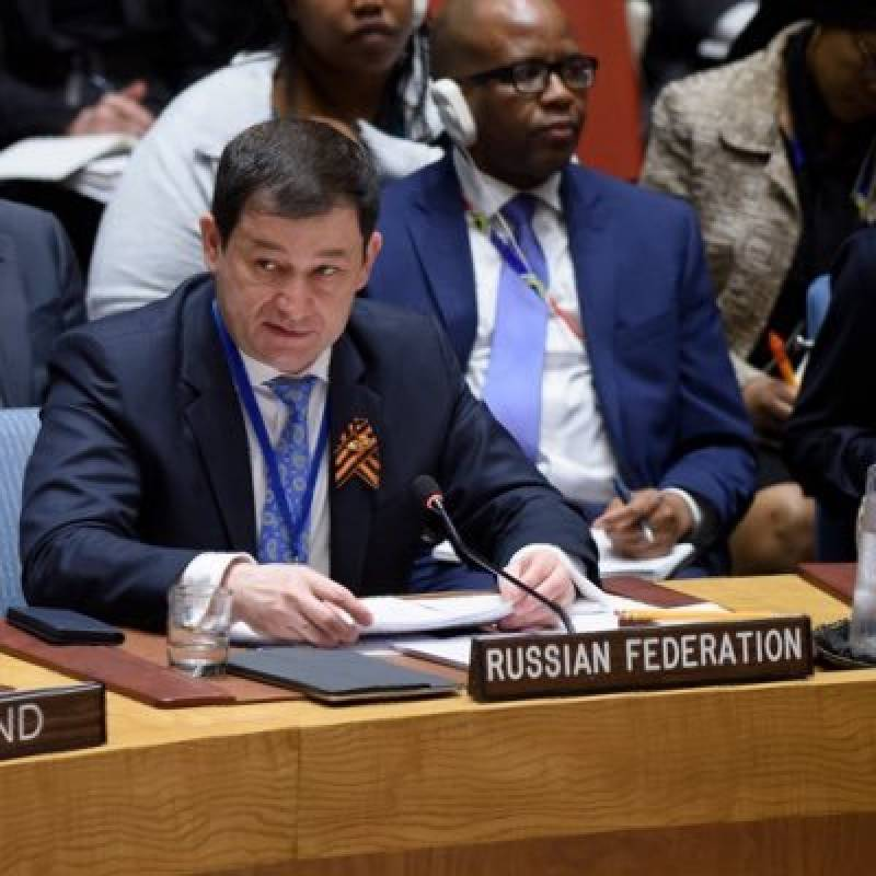 Russia stresses settling Kashmir issues through UN resolutions